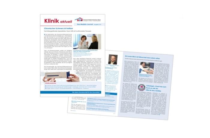 Zeitschrift: Klinik aktuell