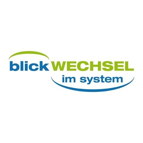 Logo: blickWechsel