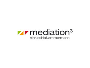 Logo: mediation³