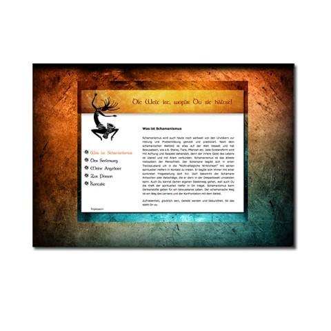 Webseite: Schamanischer-Seelenweg