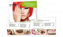 Preisliste: LA LINA Beauty Concept