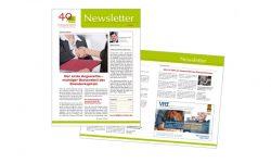 Newsletter: Netzwerk 40plus