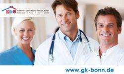 Infoscreen: Gemeinschaftskrankenhaus Bonn gGmbH